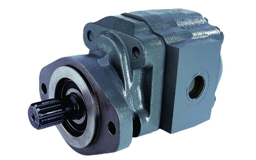 Hydraulic Gear Pump Repair