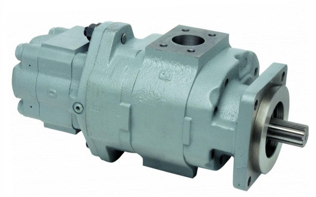 Tandem Gear Pump Repair